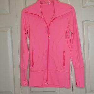 Lululemon Athletica Zip Up Jacket Size 2